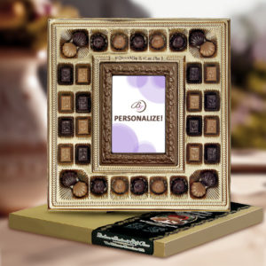 Premier Chocolate Portrait