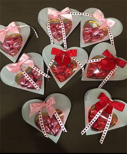 Bella Faccias Valentine's Chocolates
